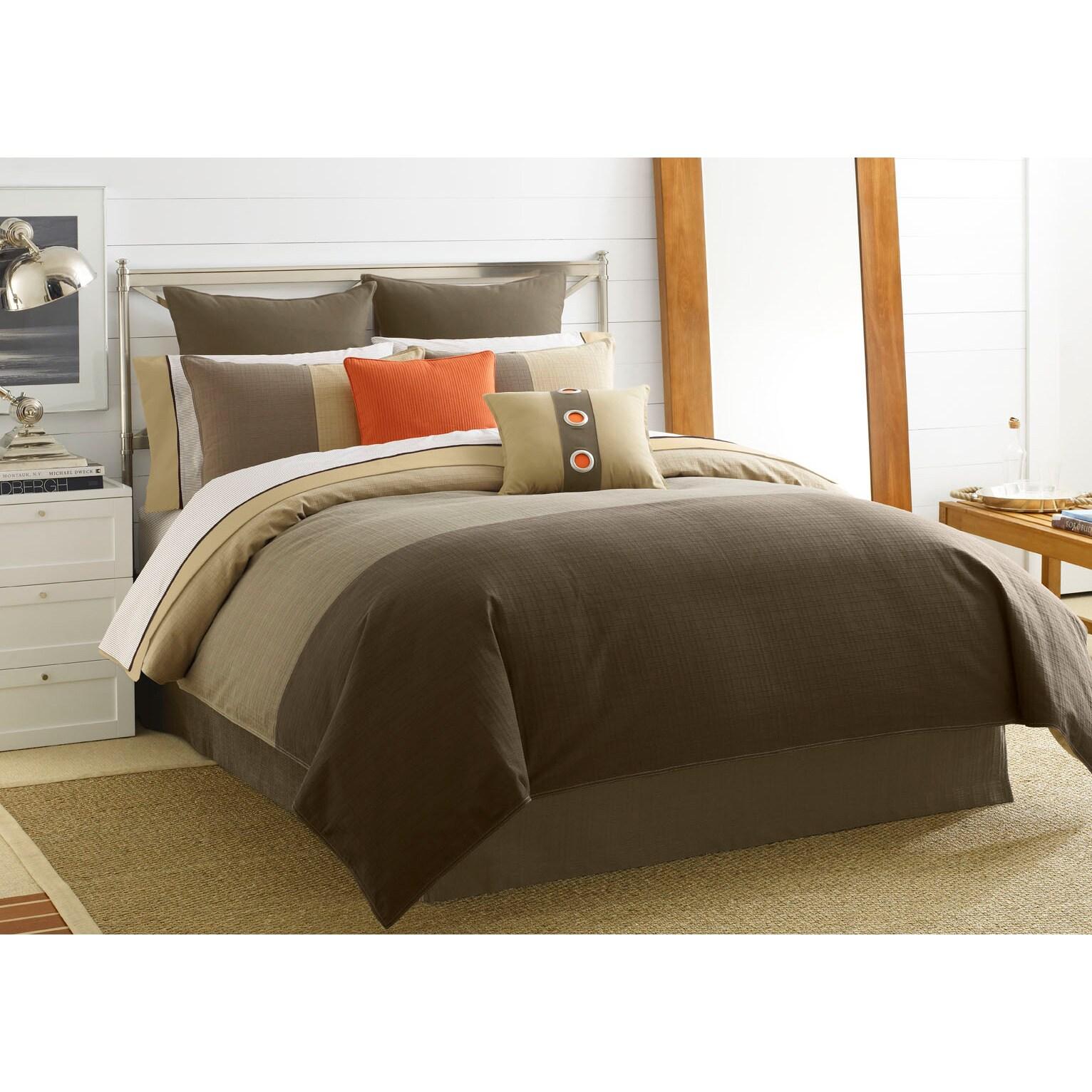 Nautica Georgetown 4-Piece Full Comforter Set