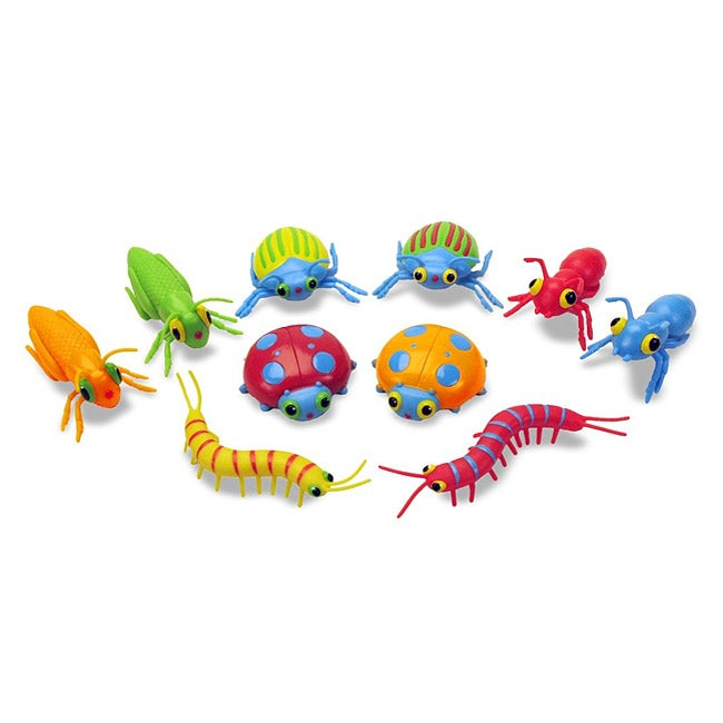 Sunny Patch Bag of Bugs Toys