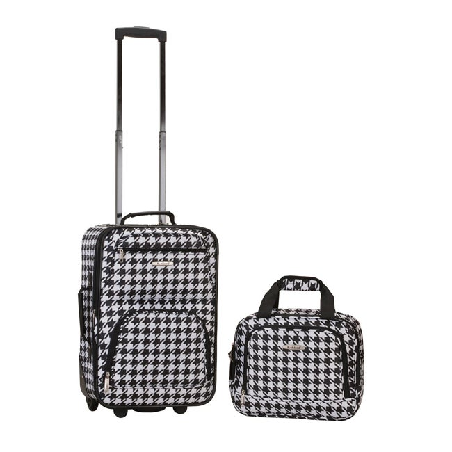 Luggage by O Rockland Expandable Kensington 2-piece Lightweight Carry-on Luggage Set at Sears.com