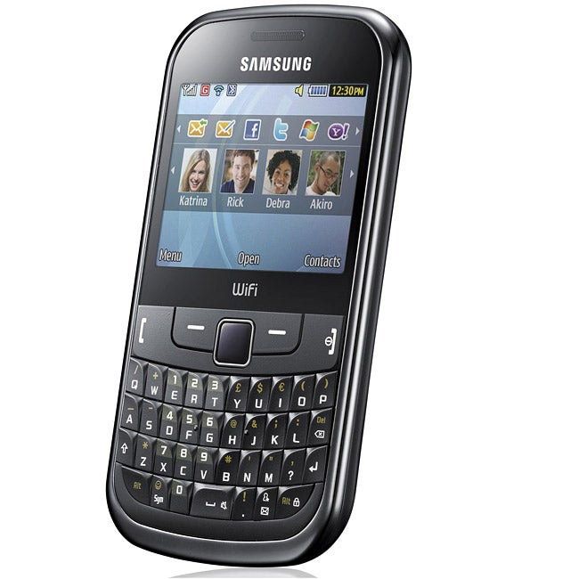Samsung Ch@t 335 GSM Unlocked Cell Phone