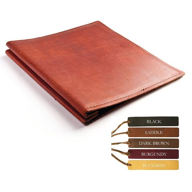 Leather Medium Scrapbook Binder (USA)