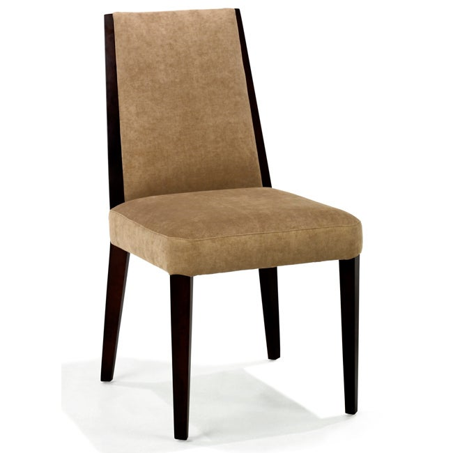 Contemporary Side Chairs (Set of 2)