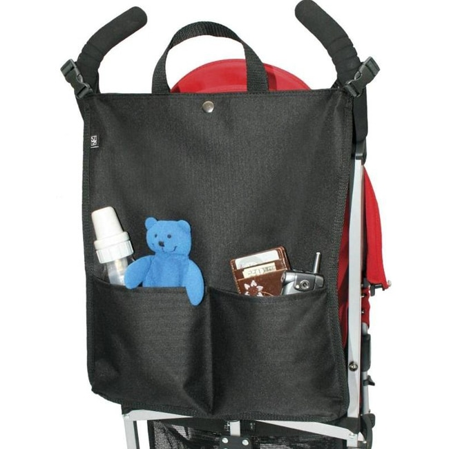 JL Childress Black Stroller Tote