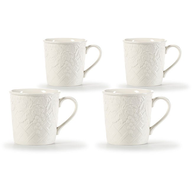 Mikasa English Countryside Mugs (Set of 4)