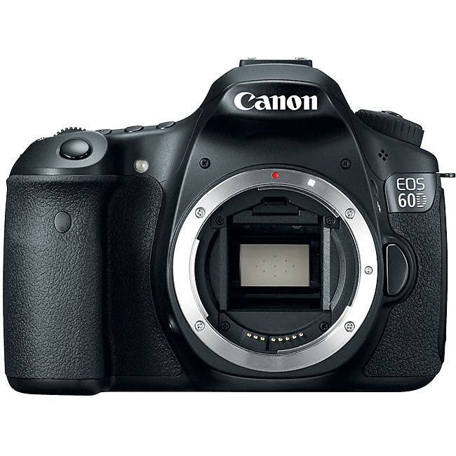 Canon EOS 60D 18MP Digital SLR Camera (Body Only)