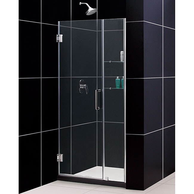 Overstock.com DreamLine Unidoor Frameless Shower 39-40 Shower Stall at Sears.com