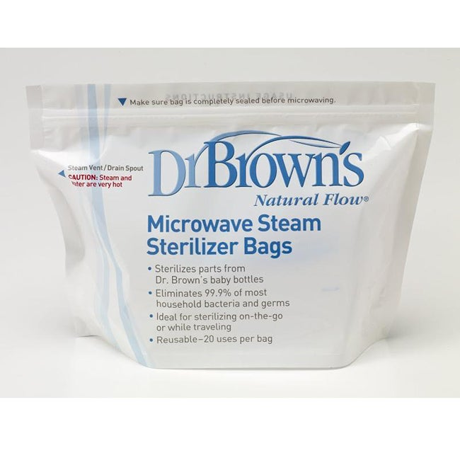 Dr. Brown's Microwave Steam Sterilizer Bags at Sears.com