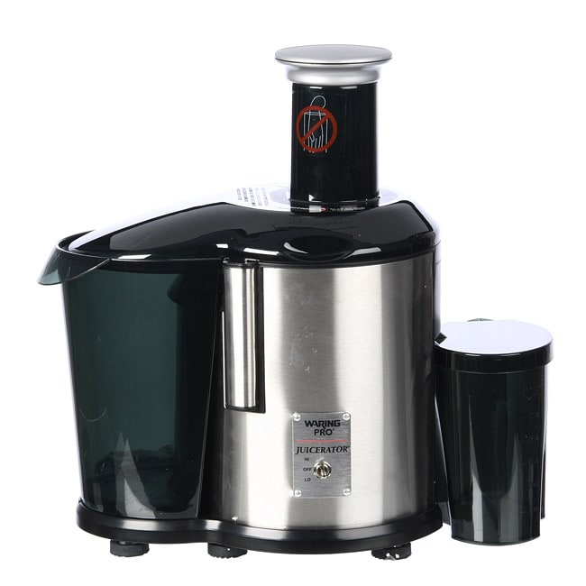 Waring Pro WE900SA Pulp Eject Juice Extractor - 13711859 - Overstock.com Shopping - Big ...