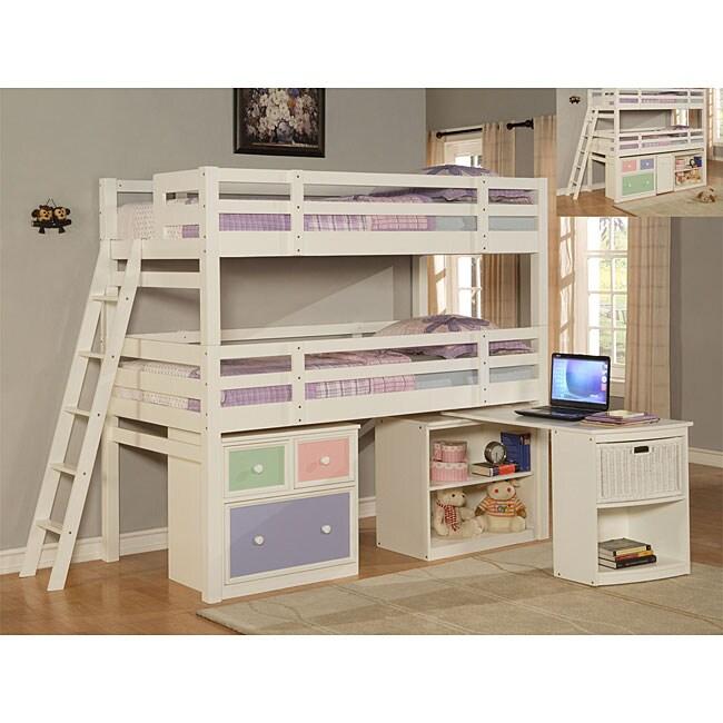 Ligo Upper Twin Bed Companion Piece To Space Saver Loft