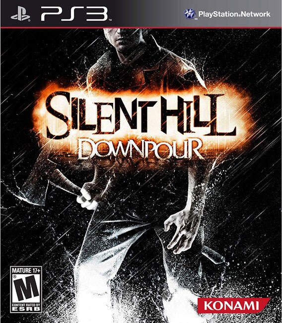 PS3 - Silent Hill: Downpour