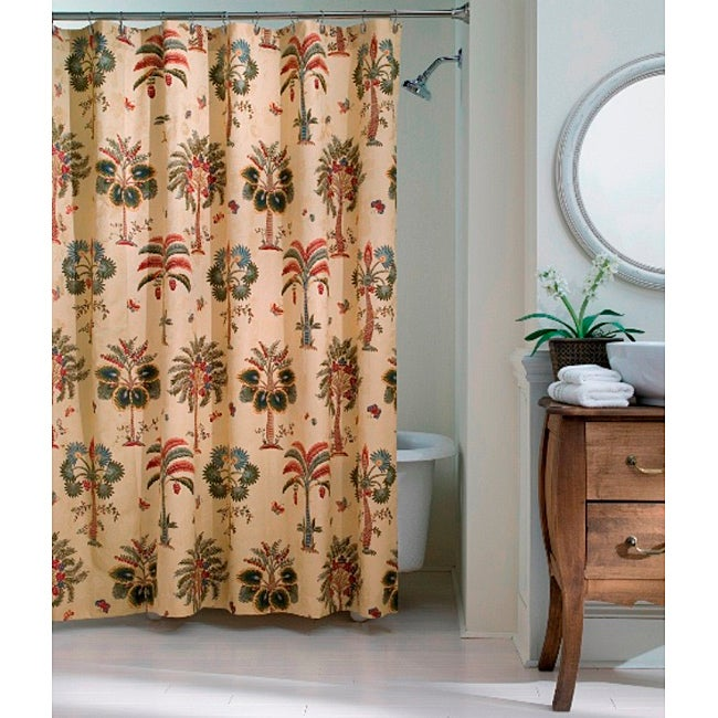 Cocobay Tropical Shower Curtain 13721592 Shopping Great Deals On Shower Curtains