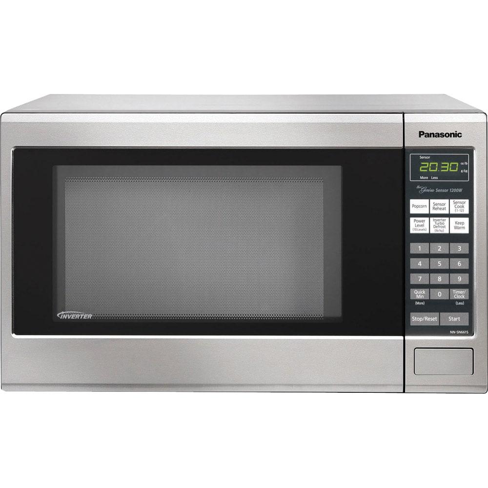 Panasonic NN-SN661S Microwave Oven