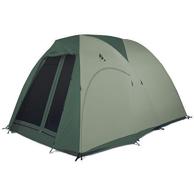 Chinook Twin Peaks Guide 4-person Fiberglass Tent