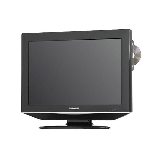 Sharp LC32DV28UT 32-inch 720p LCD DVD/ TV (Refurbished)
