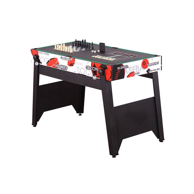 Sportcraft titan 10 in 1 multi game table on popscreen for 10 in one games table