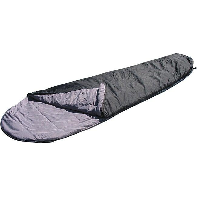 Chinook Microloft 23-degree Mummy Sleeping Bag