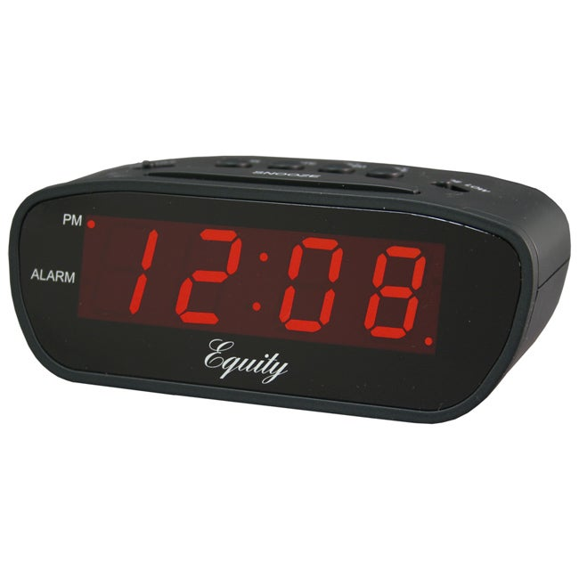 equity travel alarm clock manual