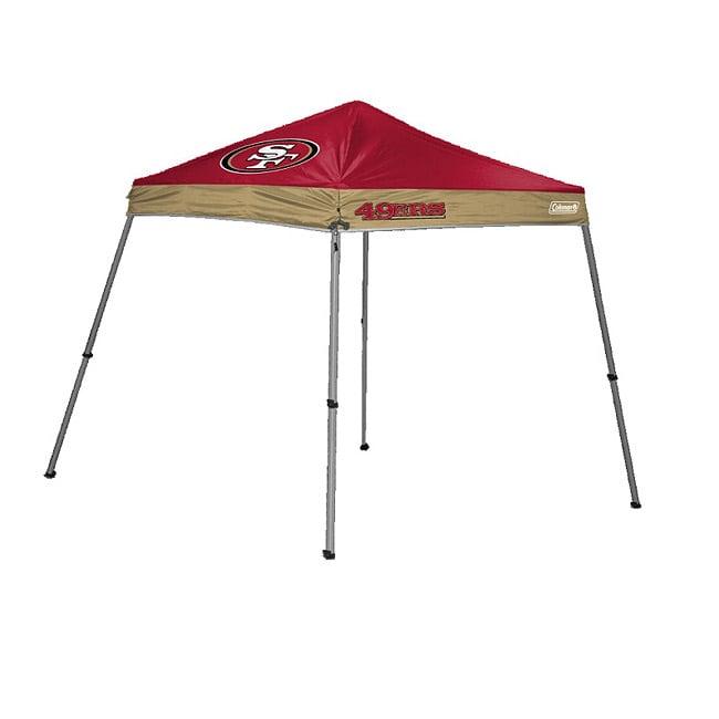 Coleman San Francisco 49ers Tent Gazebo