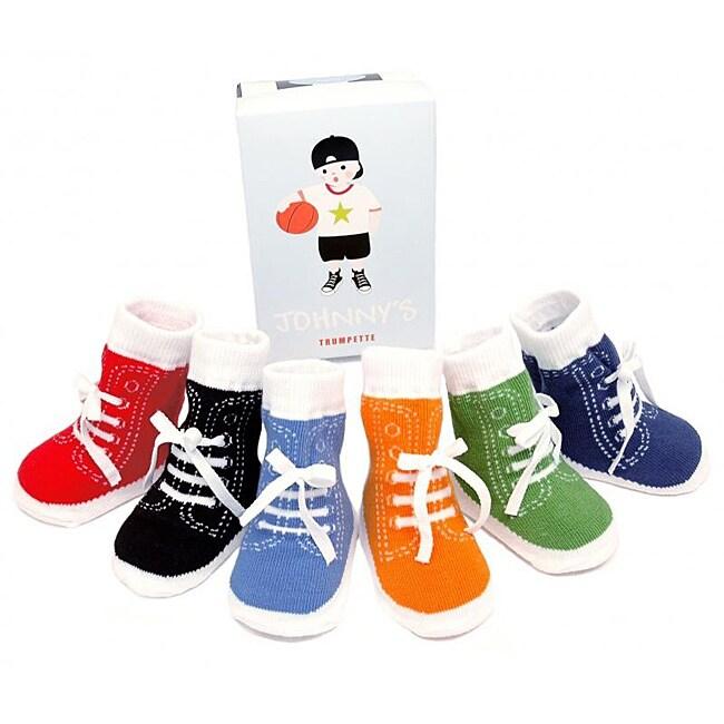 Trumpette Johnny's Infant Socks Box Set