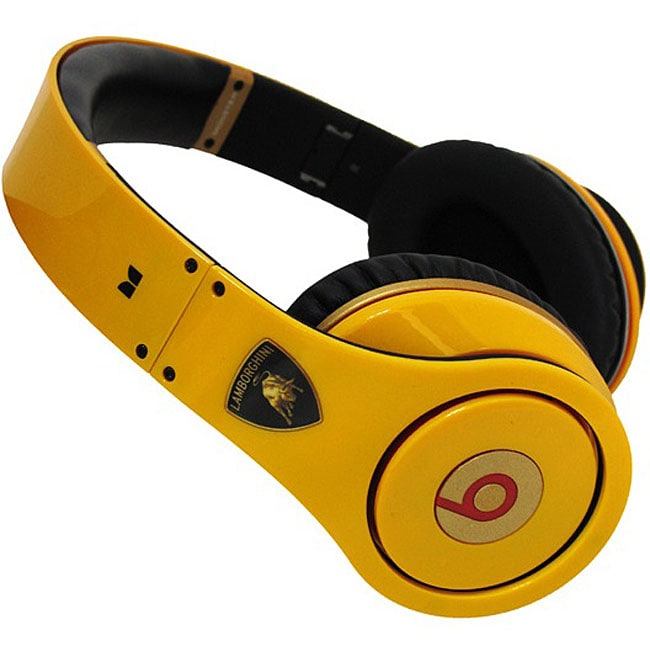Beats by Dr. Dre Lamborghini Limited Edition Headphones