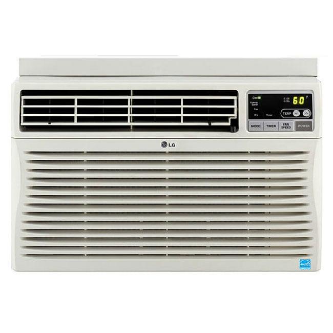 lg lw1011er 10 000 btu energy star window air conditioner. Black Bedroom Furniture Sets. Home Design Ideas