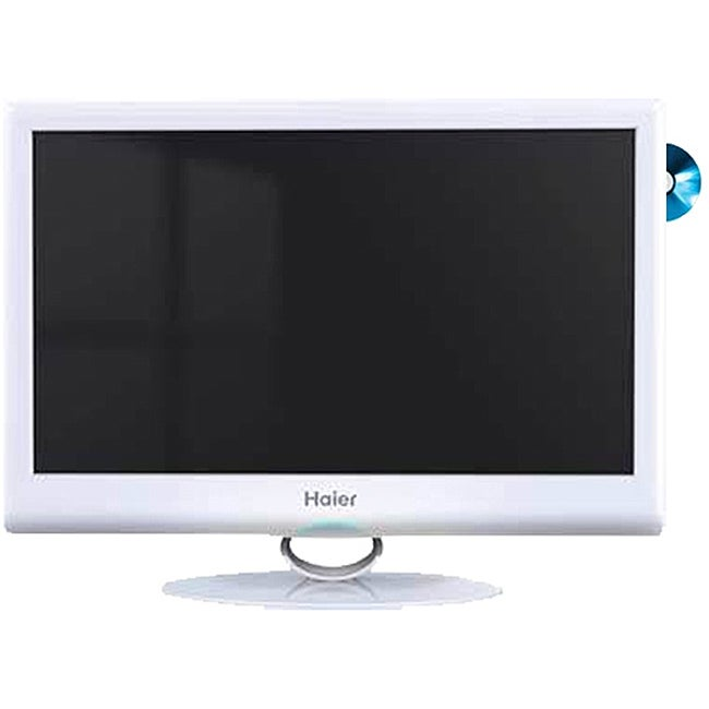 Haier HLC24XLPW2 1080p 24-inch LED HDTV/DVD Combo (Refurbished)