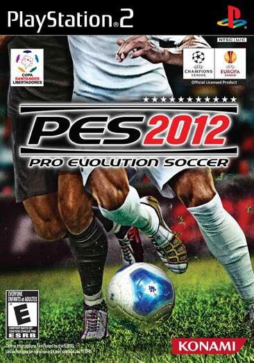 PS2 - Pro Evo Soccer 2012