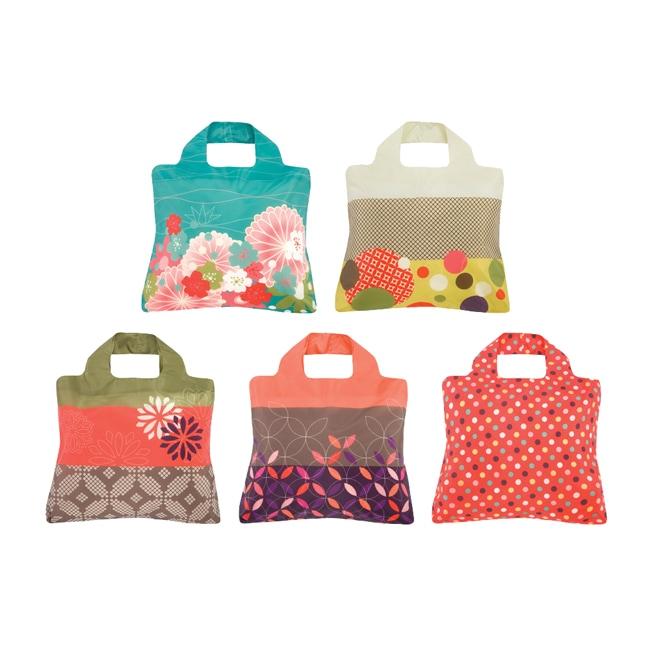 Envirosax Origami 5-bag Reusable Bag Pouch