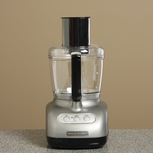 Overstock.com KitchenAid RKFP710CU Contour Silver 7-cup Food Processor (Refurbished) at Sears.com