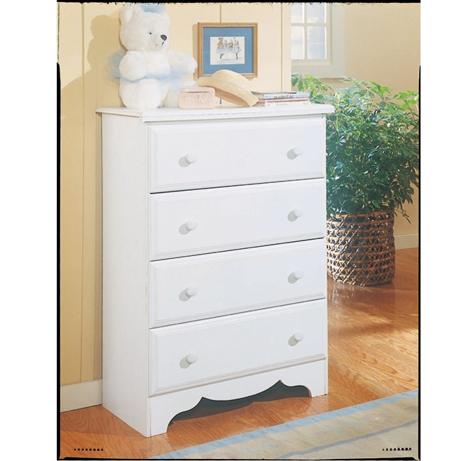 New Visions by Lane Reflections 4-drawer Chest