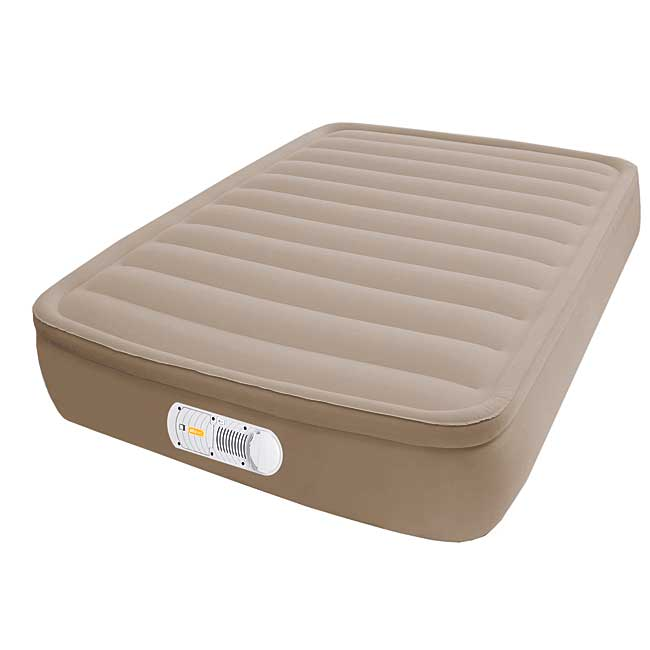 Aerobed Elevated Home and Camp Twin-size Airbed