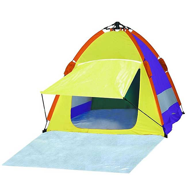 Kel-Gar Sun Stop'r with Shade Kwik Cabana Play Tent