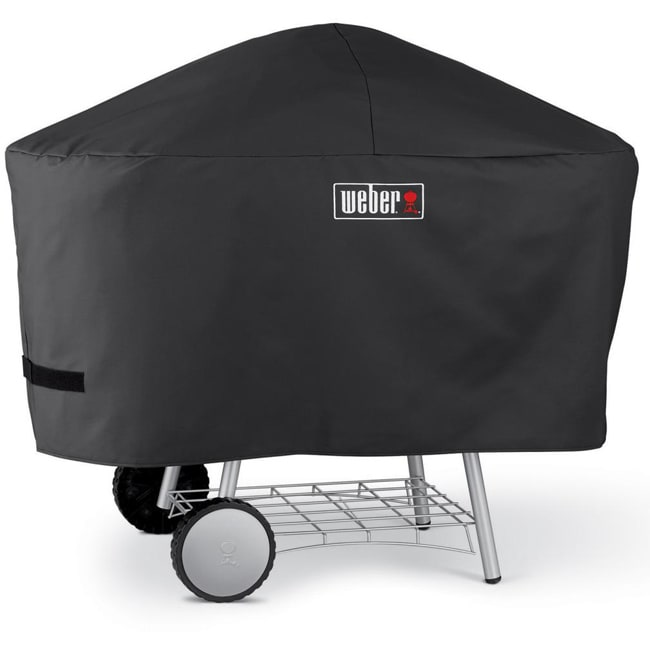 Weber 22 5 Inch One Touch Platinum Grill Cover 13804574