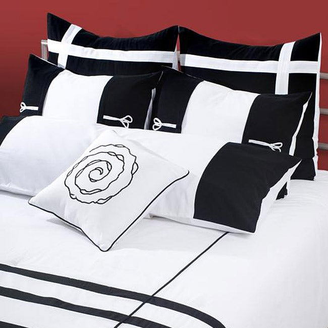 Rizzy Home Jashmeen 9-piece California King-size Duvet Cover and Inser Set