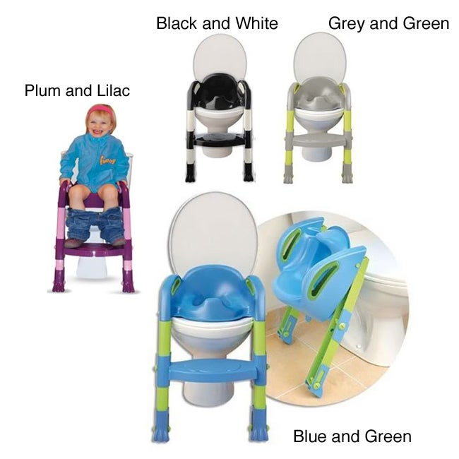 Juvenile Solutions Kiddyloo Toilet Seat Reducer