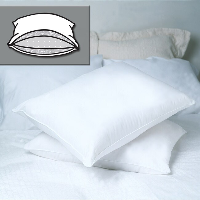 Ultra Lofty 230 Thread Count Latex Foam Pillow