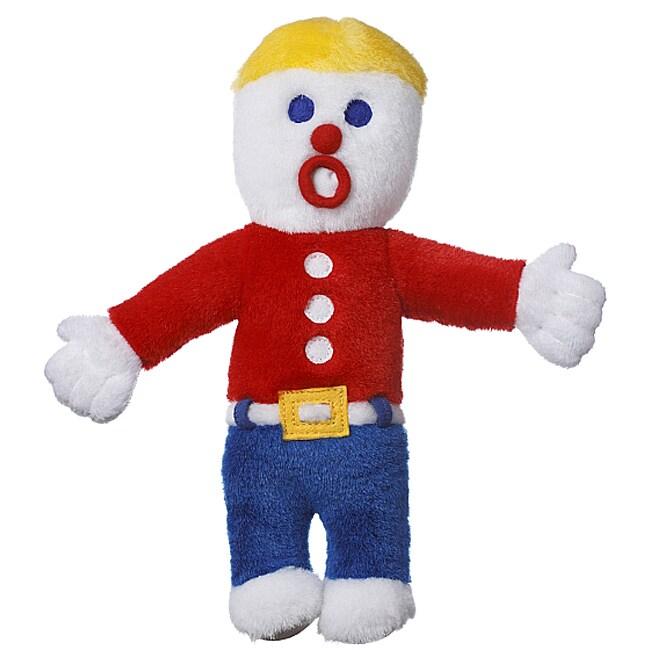 Mr. Bill Plush Filled Talking Dog Toy