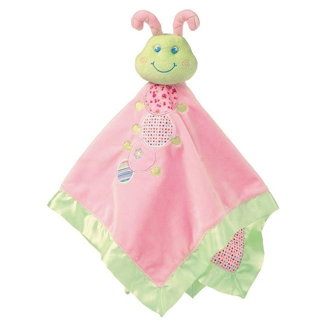 Mary Meyer Cutsie Caterpillar Baby Blanket