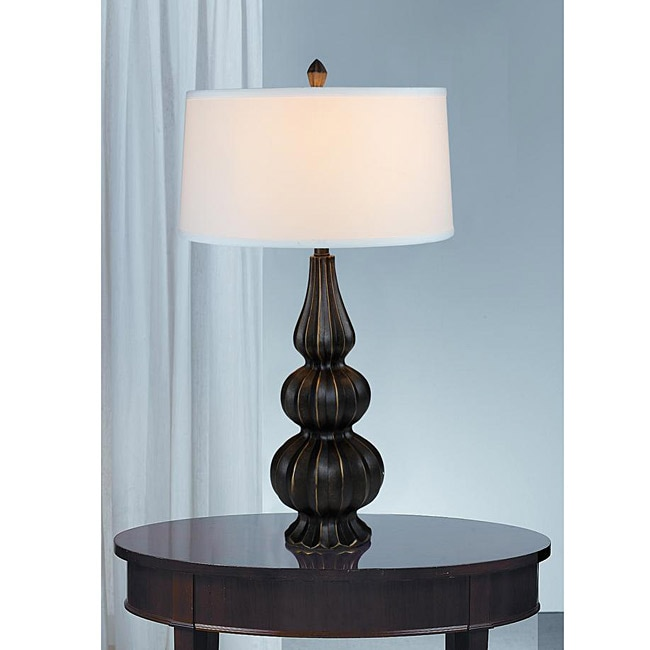 Artistic Base Table Lamp