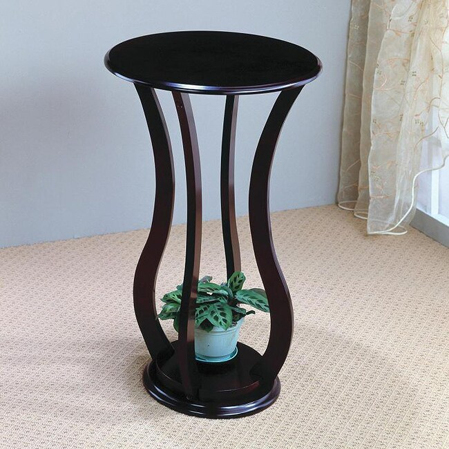 Hardwin Modern Curved Leg Round Table