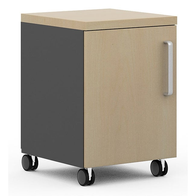 Ulti-MATE Office 1-door Rolling Base Cabinet