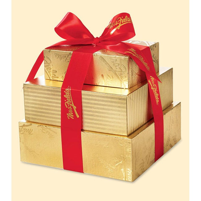 Mrs. Fields Traditional Gold Bundle