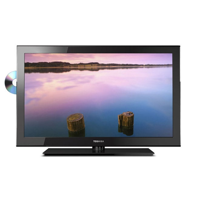 toshiba 32slv411u 32 inch 720p 60hz tv dvd combo 13836991 shopping top. Black Bedroom Furniture Sets. Home Design Ideas