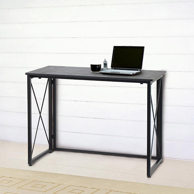 Victoria 40 inch Flip Out fice Desk Overstock Shopping