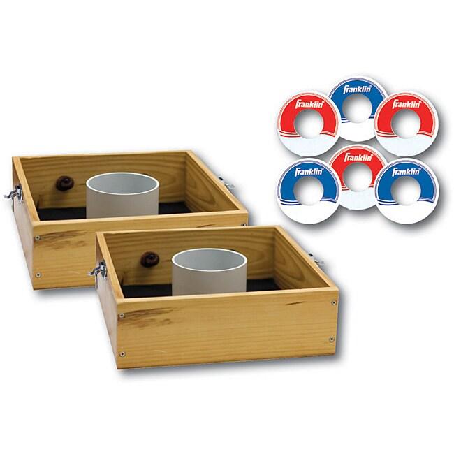 Franklin Sports Fold-N-Go Washers Lawn Game Set
