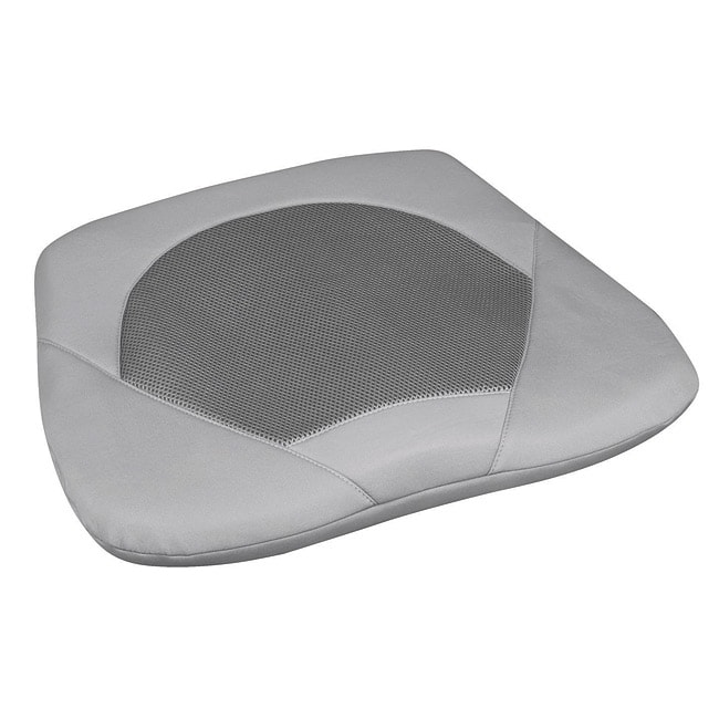 Healthsmart Grey Contoured Seat Cushion