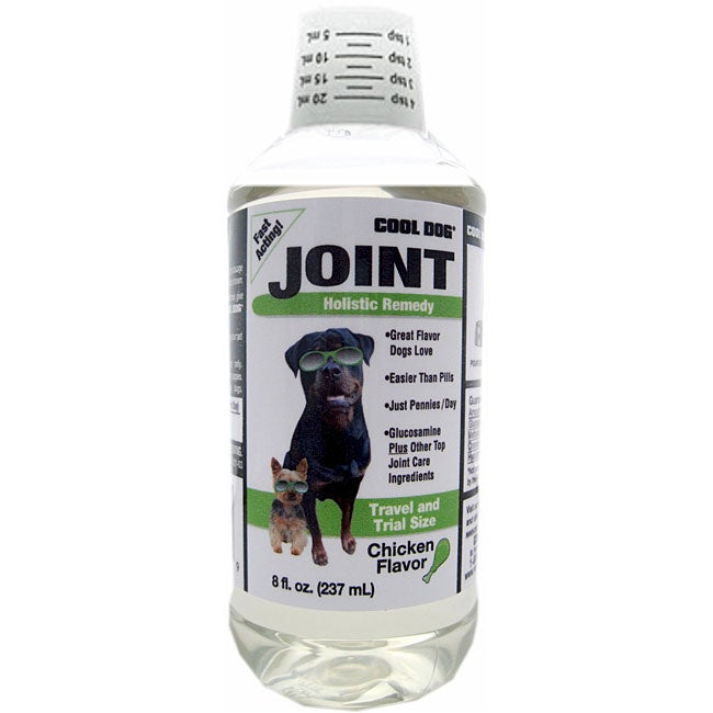 Cool Dog Holistic Chicken Flavor Joint Care Supplement
