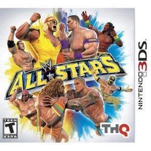 NinDS 3DS - WWE All-Stars