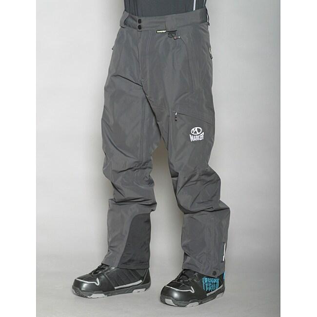 Marker Men's Reaction Shell Black Ski Pants