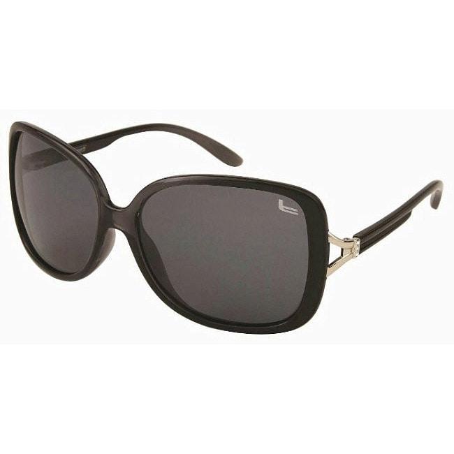Coleman Women's CC1 Black Polarized Sunglasses